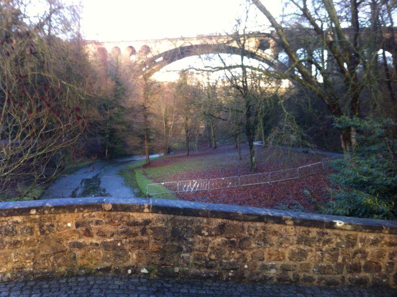 Bridge from other bridge