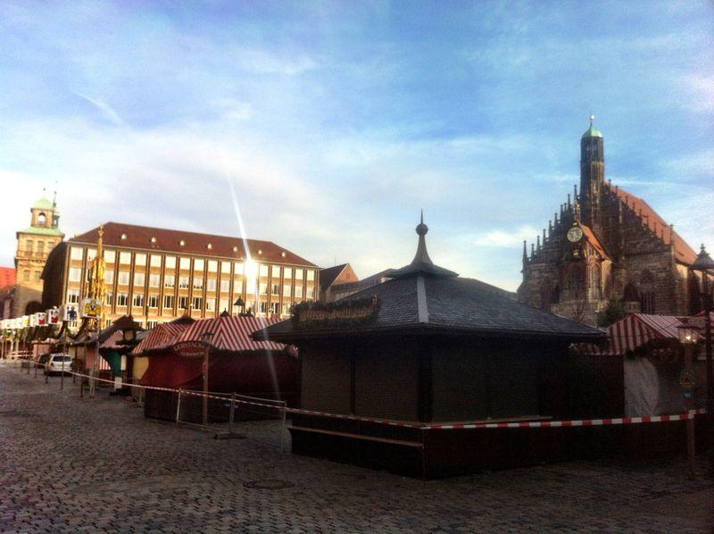 Lorenzen and fountain