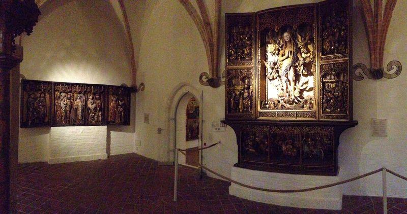 Altar piece 1