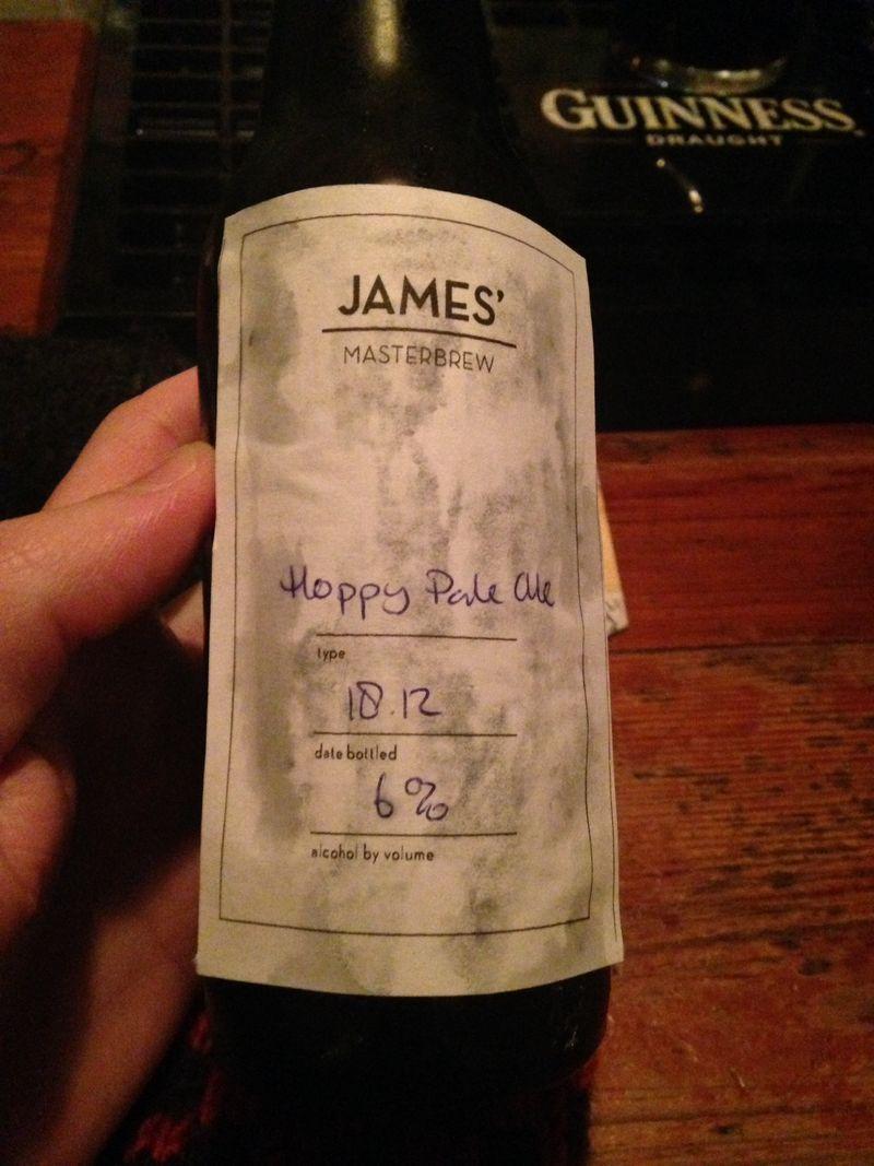 James beer
