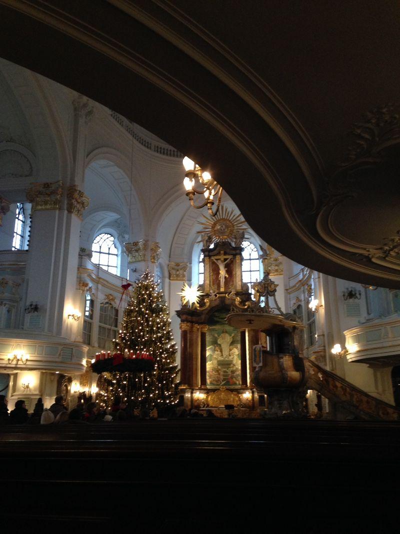 Michaelis church